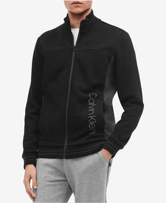 Calvin Klein Men's Fleece Zip-Up Jacket