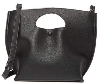 Sondra Roberts Cutout Medium Crossbody