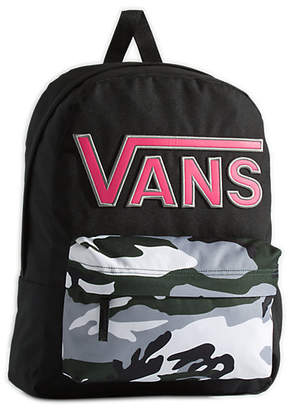 Realm Flying V Camo Backpack