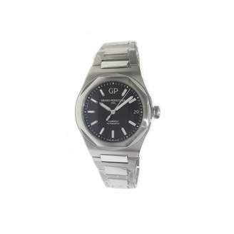 Girard Perregaux Laureato EVO3 Silver Steel Watches