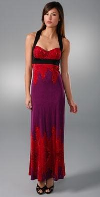 Mara Hoffman Long Harness Gown