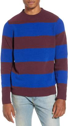 The Rail Chenille Stripe Sweater