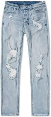 Ksubi Van Winkle Trashed Dreams Skinny Jean