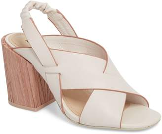 Kelsi Dagger Brooklyn Mazy Dress Cross Strap Sandal
