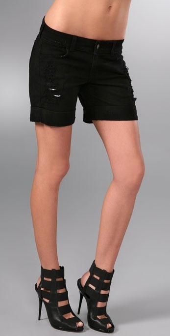 Siwy Zoe Slouchy Denim Shorts