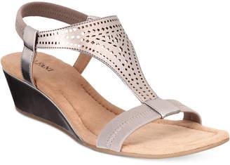 Alfani Women's Vacanzaa Wedge Sandals