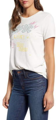 Lucky Brand AC/DC Graphic Tee