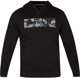 Hurley Men's Tropical Logo Sweatshirt