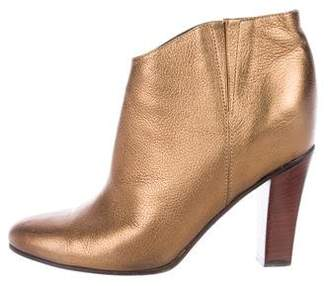 Golden Goose Jen Round-Toe Ankle Boots