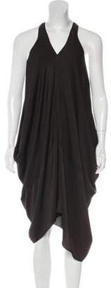 Acne Studios Dance Satin Dress