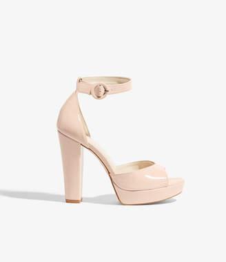 6f07cd2c3cec93 Nude Platform Sandals - ShopStyle UK