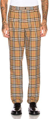 Burberry Tavistock Slacks