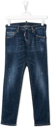 DSQUARED2 TEEN Cool Guy jeans