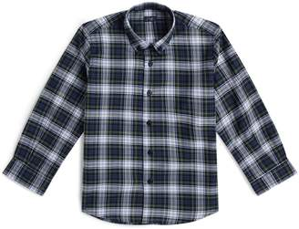 Il Gufo Check Shirt