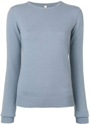 Extreme Cashmere long-sleeve fitted sweater