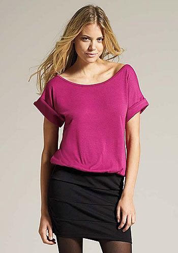 Alloy Colorblock T-Shirt Dress