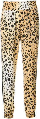 KENDALL + KYLIE Kendall+Kylie leopard print trousers