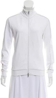 Ralph Lauren Long Sleeve Zip-Up Sweater