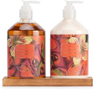 Simple Pleasures Pumpkin Harvest Scented Hand Soap & Hand Lotion Set