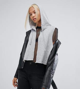 Shikumi Jersey Hooded Scarf