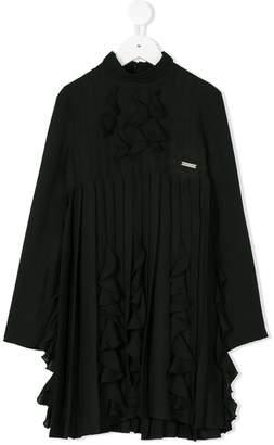 DSQUARED2 ruffled dress