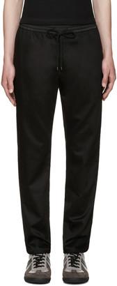 Public School Black Ilyn Lounge Pants $300 thestylecure.com