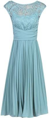 Dorothy Perkins Womens *Jolie Moi Duck Egg Blue Lace Dress