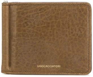 Ugo Cacciatori bill fold wallet