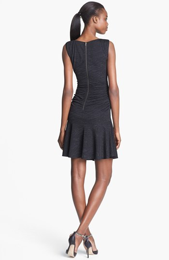 Tracy Reese Sleeveless Cloqué Dress