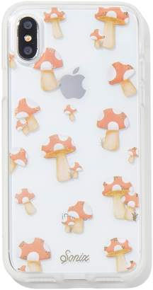 Sonix Mushroom Clear Coat iPhone X/XS Case
