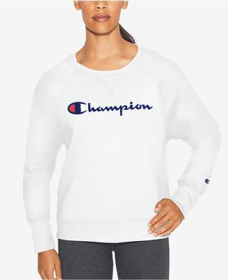 Champion Fleece Logo Sweatshirt