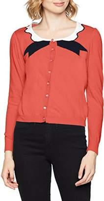 Divina Providencia Women's Chaqueta Olivia Coral Jacket, Pink 0