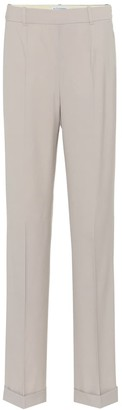 Altuzarra Gavi high-rise stretch-wool pants