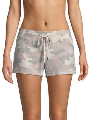 PJ Salvage Camo Lounge Shorts