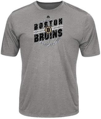 Majestic Men's Boston Bruins Drop Pass T-Shirt