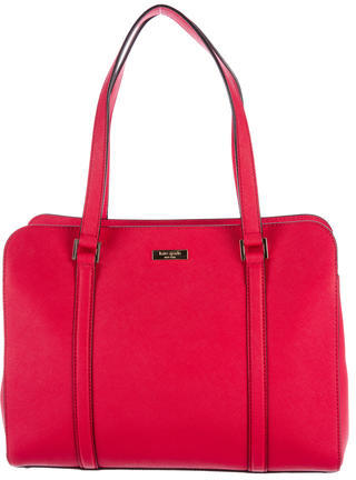 Kate Spade Kate Spade New York Saffiano Leather Tote