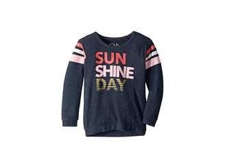 DAY Birger et Mikkelsen Chaser Kids Super Soft Sunshine Love Knit Pullover (Little Kids/Big Kids)