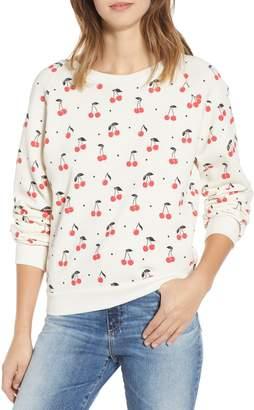 Wildfox Couture Cherry Oh Baby Sweatshirt