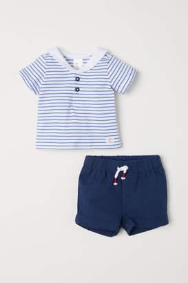 H&M Sailor Set - Blue