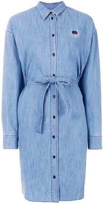 Kenzo denim shirt dress