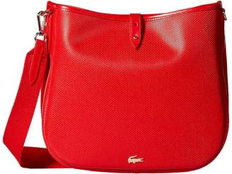 Lacoste Chantaco Hobo Bag Hobo Handbags