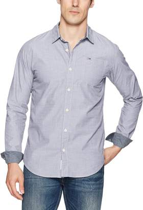 Tommy Hilfiger Basic Solid Long Sleeve Shirt