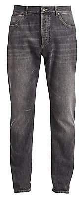 Brunello Cucinelli Men's Leisure-Fit Jeans