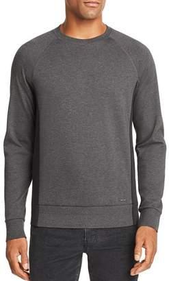 BOSS Skubic Color-Block Crewneck Sweatshirt - 100% Exclusive
