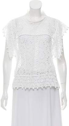 Isabel Marant Kery Lace Top w/ Tags