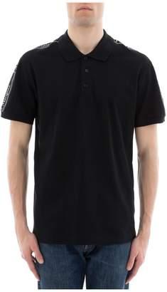 Christian Dior Black Cotton Polo