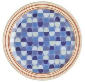 Denby Fountain Salad Plate