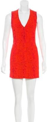 Roseanna Matelassé Bodycon Dress