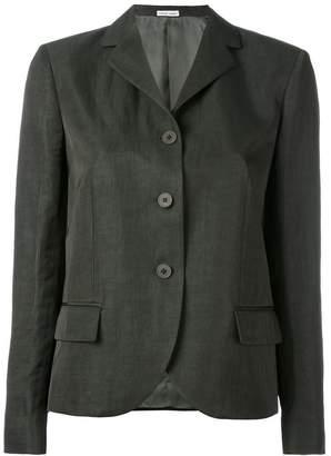 Tomas Maier high lapel jacket