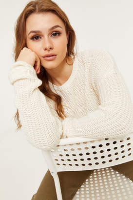 Ardene Basic Cable Knit Sweater